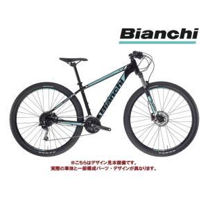 マウンテンバイク 2021 BIANCHI ビアンキ MAGMA 9.1 マグマ9.1 BLACK(6B) 10段変速 SHIMANO DEORE ホイール径29インチ 油圧ディスクブレーキ|vehicle
