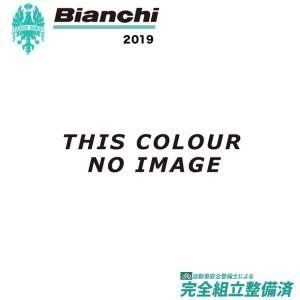 小径車 2019年 BIANCHI ビアンキ MINIVELO7 ミニベロ7 Black