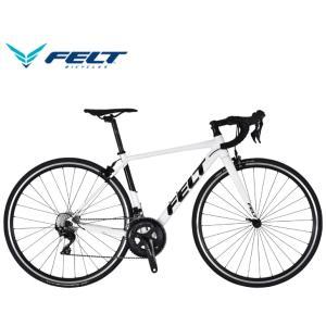 (選べる特典付)ロードバイク 2020 FELT フェルト FR30 ホワイト SHIMANO 105 2×11SP 700C アルミ 日本限定モデル|vehicle