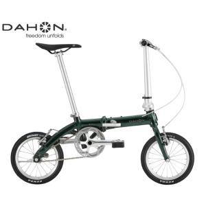 (選べる特典付き!)折り畳み 2021 DAHON ダホン DOVE PLUS ダヴ プラス アイビー シングルスピード ホイール径14インチ|vehicle