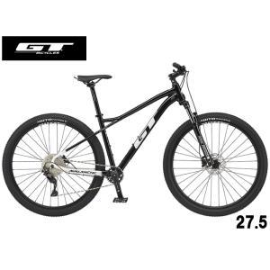 (選べる特典付き!)マウンテンバイク 2021 GT ジーティー AVALANCHE COMP V2 27.5 アバランチェ コンプV2 27.5 ブラック 10段変速 27.5|vehicle