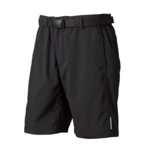 パッド付きのレーサーパンツやスパッツと合わせて着ることができ、輪行などのアフターウェアとしても最適で...