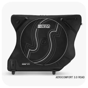 (即納)SCICON シーコン 輪行バッグ AEROCOMFORT PLUS 3.0 エアロコンフォートプラス 3.0(8023848105012)|vehicle