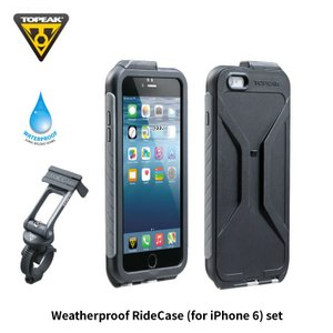TOPEAK トピーク Weatherproof RideCase (for iPhone 6) S...