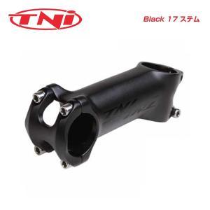 (TNI)ティーエヌアイ STEM ステム Black17ステム Ф31.8mm|vehicle