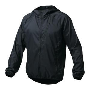 バタつかないスリムなシルエットでカジュアルなウェアとも合わせて着て頂けるフード付きの街乗り用ウィンド...