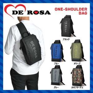 【DE ROSA】デローザ BAG バッグ ONE-SHOULDER BAG ワンショルダーバッグ|vehicle