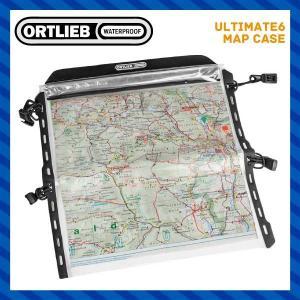(ORTLIEB)オルトリーブ アクセサリー&スペアパーツ MapCase for Ulttimate6 アルティメイト6用マップケース(F1401)|vehicle