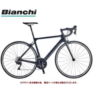 ロードバイク 2021 BIANCHI ビアンキ SPRINT SHIMANO 105 RIM BRAKE スプリント シマノ 105 リムブレーキ BLACK(SW) 2×11SP 700C CARBON|vehicle