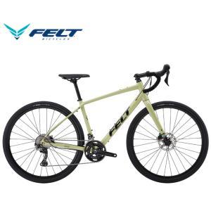 (選べる特典付)アドベンチャー ロードバイク 2020 FELT フェルト BROAM 30 ブローム30 セージミスト SHIMANO GRX 2×11SP 油圧ディスクブレーキ|vehicle