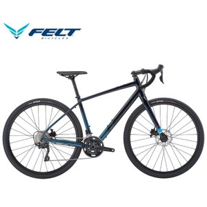 (選べる特典付)アドベンチャー ロードバイク 2020 FELT フェルト BROAM 40 ブローム40 ミッドナイトブルーフェード SHIMANO GRX 2×10SP ディスクブレーキ|vehicle