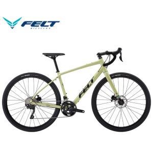 (選べる特典付)アドベンチャー ロードバイク 2020 FELT フェルト BROAM 40 ブローム40 セージミスト SHIMANO GRX 2×10SP ディスクブレーキ|vehicle