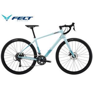 (選べる特典付)アドベンチャー ロードバイク 2020 FELT フェルト BROAM 60 ブローム60 ミッドナイトブルーフェード SHIMANO CLARIS 2×8SP ディスクブレーキ|vehicle