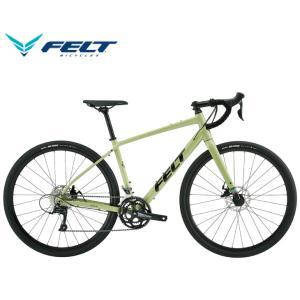 (選べる特典付)アドベンチャー ロードバイク 2020 FELT フェルト BROAM 60 ブローム60 セージミスト SHIMANO CLARIS 2×8SP ディスクブレーキ|vehicle