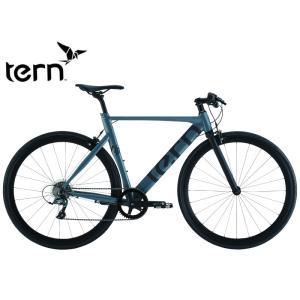 (選べる特典付!)クロスバイク 2020 TERN ターン RIP リップ アイスグレー 8段変速 SHIMANO CLARIS|vehicle