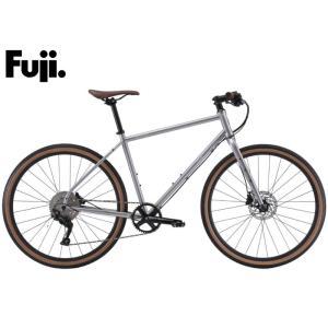 (選べる特典付き!)クロスバイク 2021 FUJI フジ TALAWAH タラワー ニッケル 10段変速 27.5 クロモリ|vehicle
