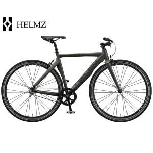(即納)クロスバイク HELMZ ヘルムズ SSSD S10  T.アンバーブラック シングルスピード カーボンベルトドライブ|vehicle