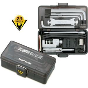 (TOPEAK)トピークSurvival Gear Box サバイバルギアボックス(TOL19700)(4712511826517)|vehicle