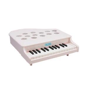 ミニピアノ P25 ピンキッシュホワイト (1108)  カワイ KAWAI