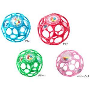 ●オーボールに透明なパーツがはめ込んであり、 ボールが動くと中のカラフルなビーズが かわいらしい音を...