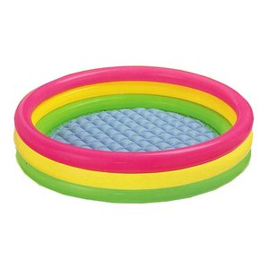 ★かわいい水遊びプールで大喜び♪   □ 仕様 □  サイズ:147×33センチ 対象:3歳〜   ...