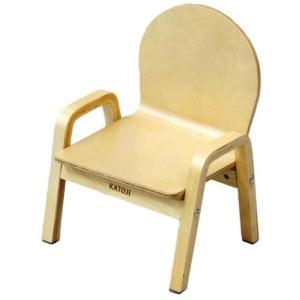 木製チェア ミニチェア ナチュラル【カトージ】  木製チェア ベビーチェア ローチェア