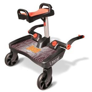 〜座れるボードでご機嫌お出かけ♪立ったり、座ったり2WAYで使える!〜  ◆ベビーカーやバギーの後輪...