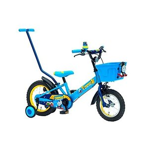 きかんしゃ トーマス 12/14型 子供用自転車(完成品)+自転車カバープレゼント 上尾工業  vehicles