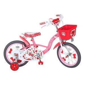 エムアンドエム ハローキティ チェリー 16インチ(完成品)今なら自転車カバープレゼント! vehicles