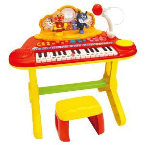 ★アンパンマンといっしょに演奏しちゃおう!♪  ☆アンパンマンとばいきんまんのお人形が動いて、演奏を...