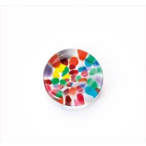 箸置き ガラス製箸置き(5個セット) 津軽びいどろ ねぶた アデリア|velkommen