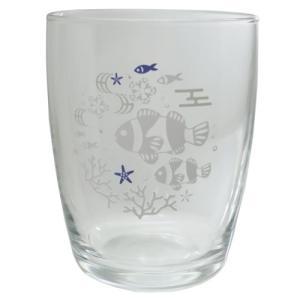 ガラスコップ 色変わりグラス  カクレクマノミ アルタ velkommen
