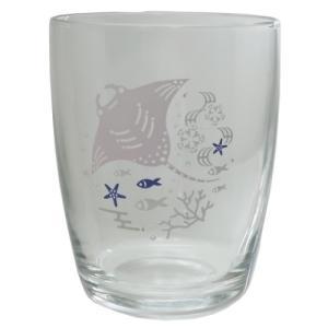 ガラスコップ 色変わりグラス マンタ アルタ 7×9cm ギフト食器 velkommen