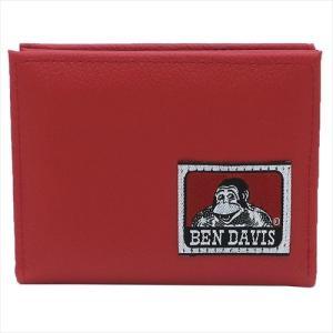 メンズウォレット L字ファスナー二つ折り財布 ベンデイビス 織りネームシリーズ アートウエルド BEN DAVIS 11×9×2cm ギフト雑貨|velkommen|06