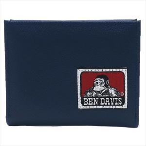 メンズウォレット L字ファスナー二つ折り財布 ベンデイビス 織りネームシリーズ アートウエルド BEN DAVIS 11×9×2cm ギフト雑貨|velkommen|07