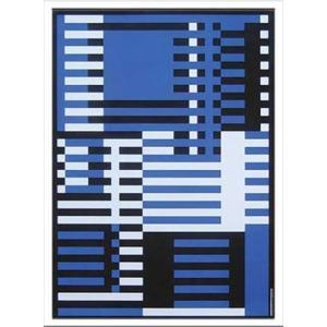 送料無料 Bauhaus バウハウス Aufwarts IBH70043 額付グラフィックアートポスター 取寄品 プレゼント バースデー|velkommen