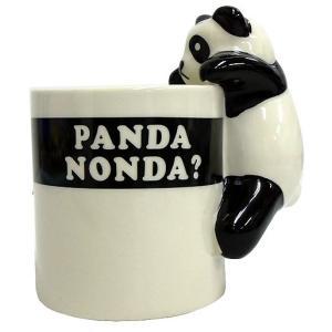 ★ PANDA屋 ★パンダマグカップ 陶器製食器 プレゼント バースデー 誕生日ギフト|velkommen