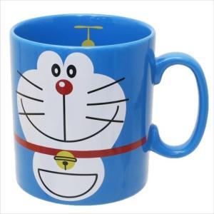 陶磁器製BIGマグ マグカップ ドラえもん ブルー 金正陶器 500ml|velkommen