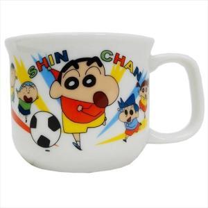 マグカップ こどもマグ クレヨンしんちゃん 金正陶器|velkommen