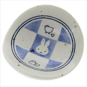 箸置き 磁器製チョップスティックレスト 市松 ミッフィー ディックブルーナ 金正陶器 ギフト雑貨 日本製和食器 キャラクター|velkommen