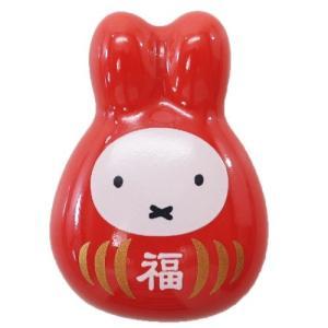 箸置き 磁器製 チャップスティックレスト 福だるま ミッフィー ディックブルーナ 金正陶器 かわいい プチギフト|velkommen