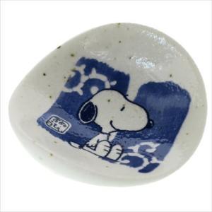 箸置き 磁器製チョップスティックレスト スヌーピー 筆唐草 金正陶器 ピーナッツ ギフト雑貨 日本製和食器|velkommen