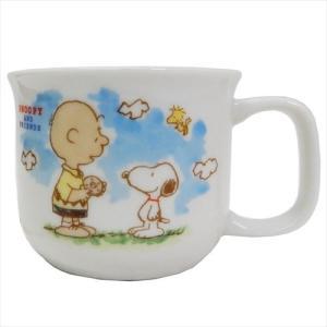 マグカップ こどもマグ スヌーピー  金正陶器|velkommen