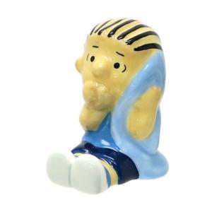 箸置き 磁器製チョップスティックレスト スヌーピー ライナス 金正陶器 ピーナッツ ギフト雑貨|velkommen