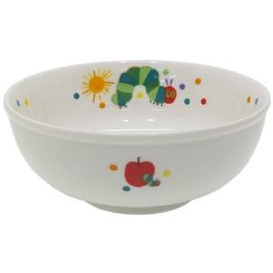 子供用 ラーメン丼 大鉢 はらぺこあおむし エリックカール 金正陶器 ギフト雑貨 velkommen