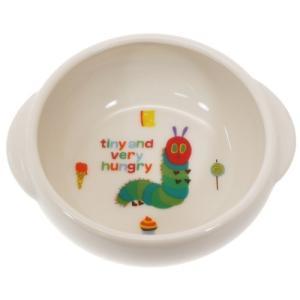 キッズ 食器 すくいやすい ボウル S はらぺこあおむし 金正陶器 エリックカール 日本製 ギフト食器 velkommen
