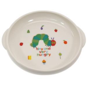 キッズ 食器 すくいやすい ボウル L はらぺこあおむし エリックカール 金正陶器 日本製 ギフト食器 velkommen