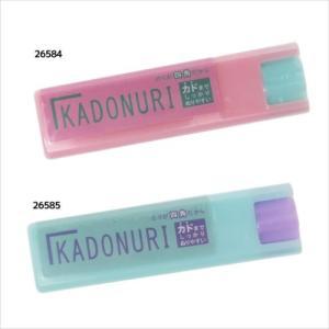 のり スティックのり KADONURI パステル クラックス 新学期準備雑貨 機能性文具 香り付|velkommen