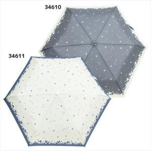 折畳傘 レディース折りたたみ傘 ミッキー&ミニー 星座 ディズニー クラックス 55cm|velkommen