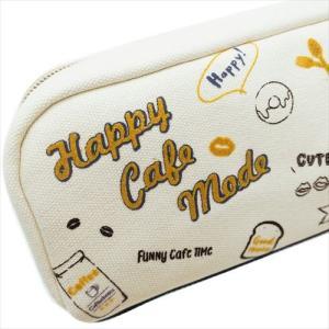 ペンポーチ ボックス ペンケース HAPPY CAFE MODE  カミオジャパン 新学期準備雑貨 筆箱 velkommen 03